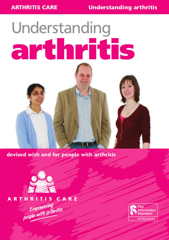 Understanding Arthritis Leaflet